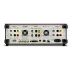 Измерительные каналы по напряжению и току гальванически изолированы, обеспечивая CMMR 150дБ