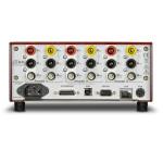Анализатор ПРИЗМА-150 оснащен гальванически изолированными модулями измерения напряжения и тока, что соответствует приборам более высокого класса