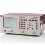 Анализатор частотного отклика ВЕКТОР-170 оснащен 100Впик изолированными входами
