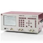 Анализатор ВЕКТОР-175 оснащен монохромным дисплеем, способным отображать графики АЧХ и ФЧХ
