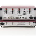 Модуль IAI2 подключается к анализатору ВЕКТОР-375 с задней стороны, разъемы GEN, CH1 и CH2 - к соответствующим разъемам прибора